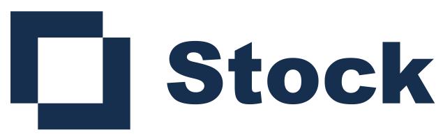 Stock(ストック)ロゴ